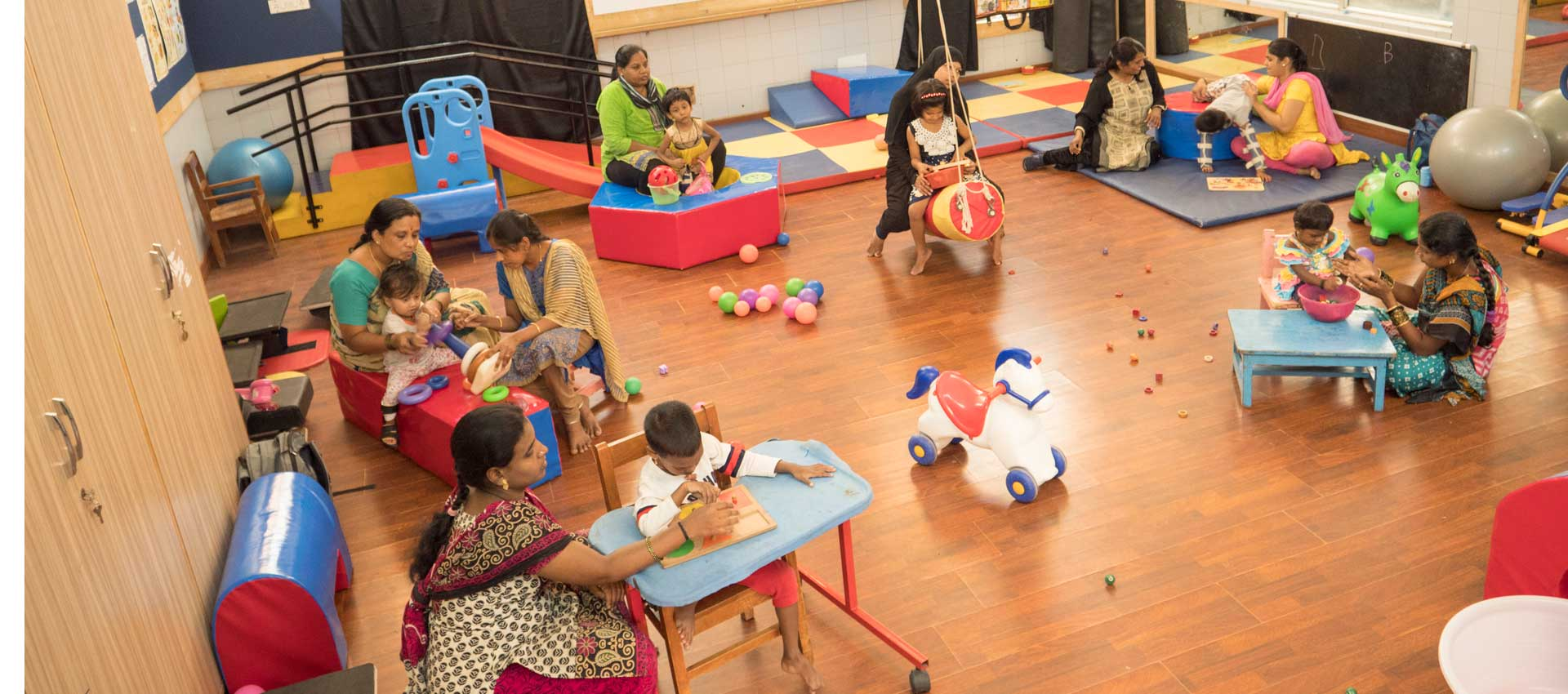 Early Intervention Program of APD India