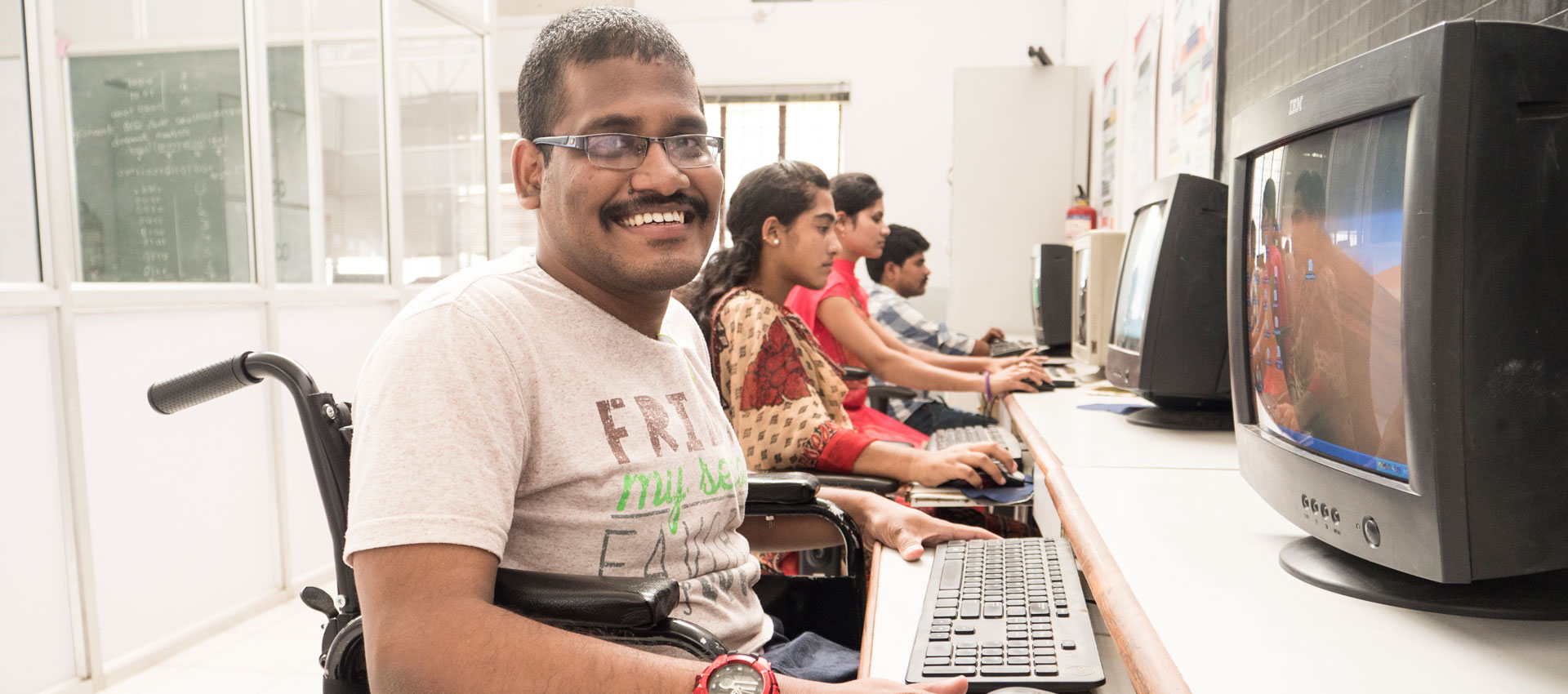 Careers for physically disabled