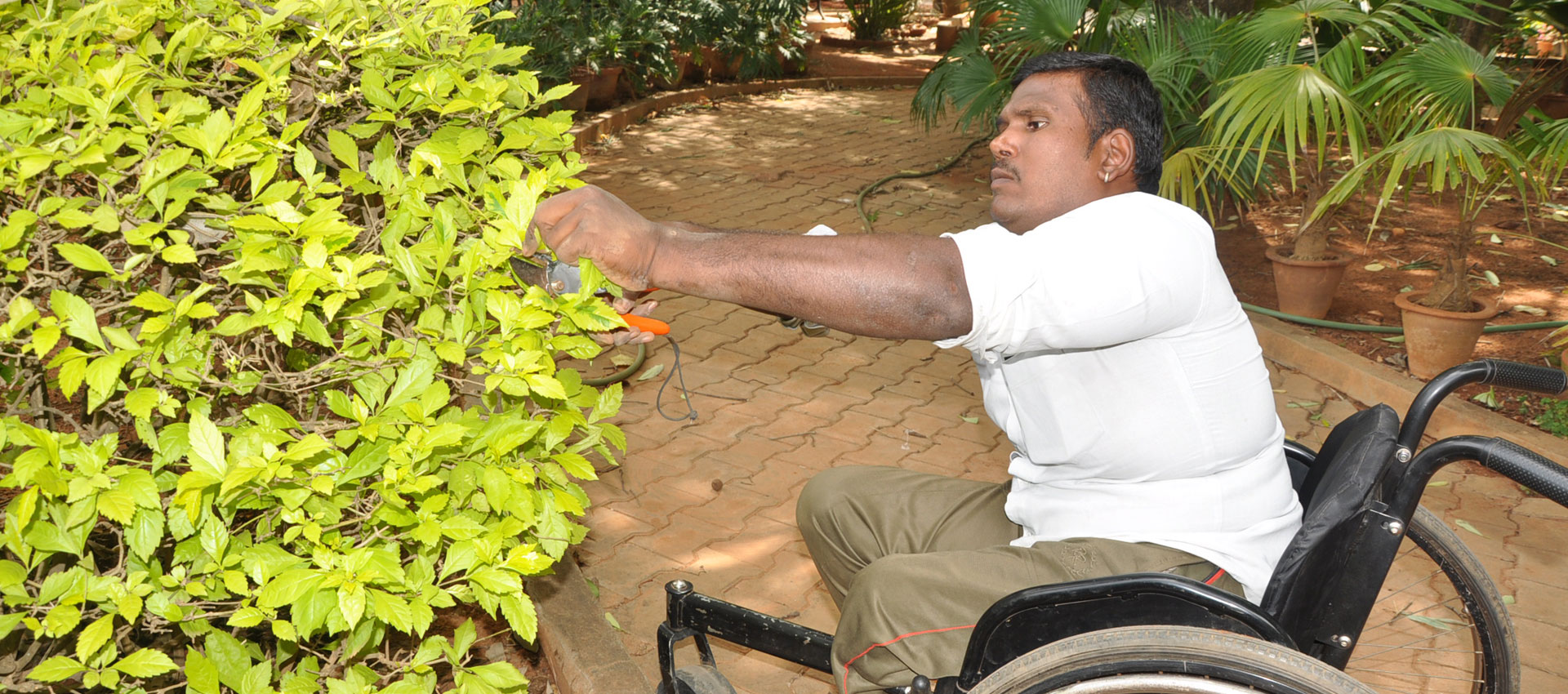 Donate to APD India, support people with disability