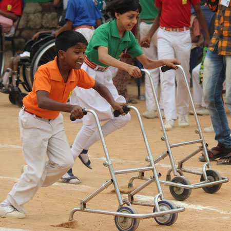 Mobility aids and assistive devices | APD India