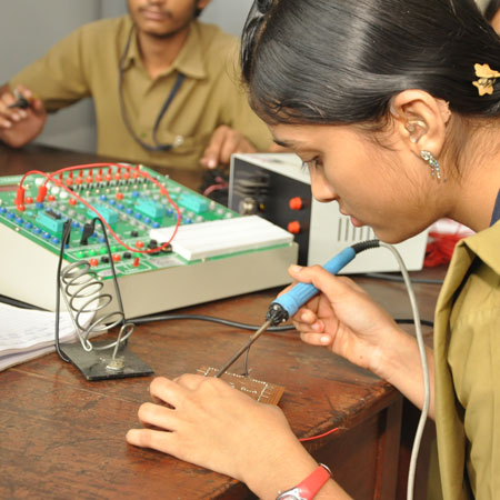 Technical Training Course for Youth with disability at APD India