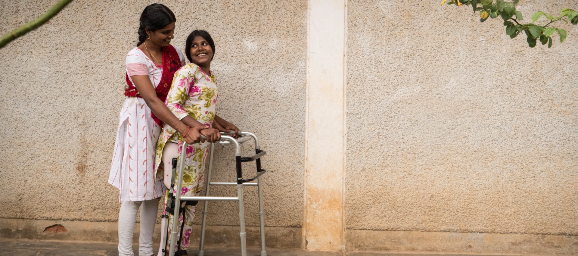 Disability Rehabilitation at APD India