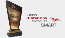 Tata Mahindra Foundation Award for Most Placements in SMART