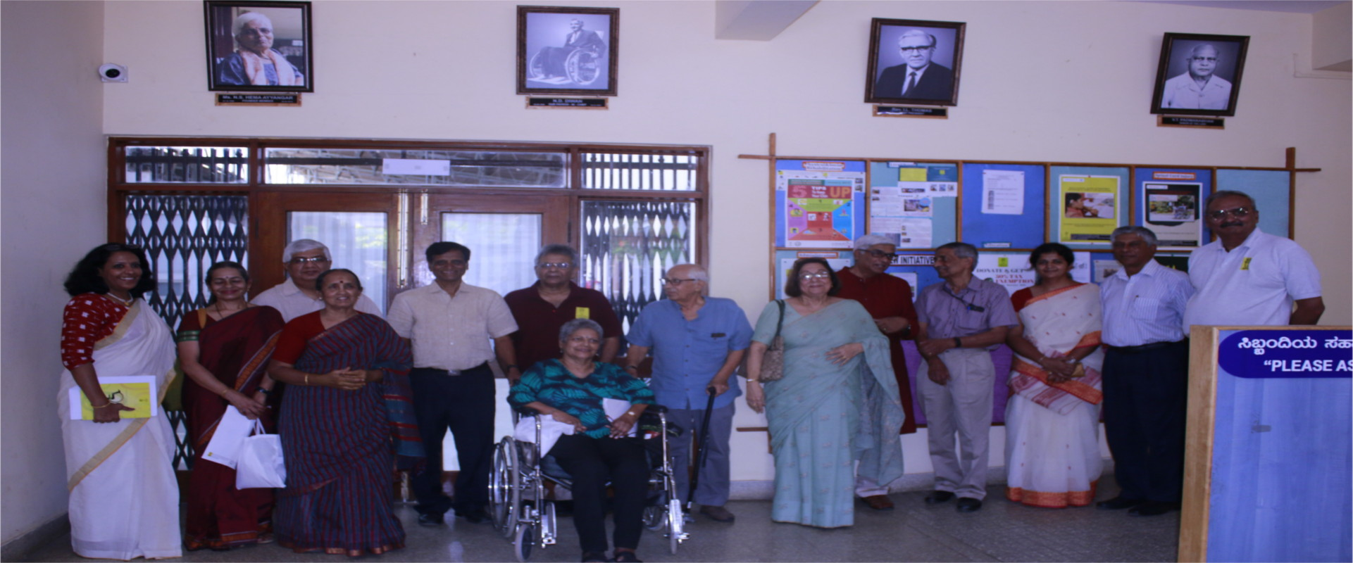 APD present and past board members | APD India