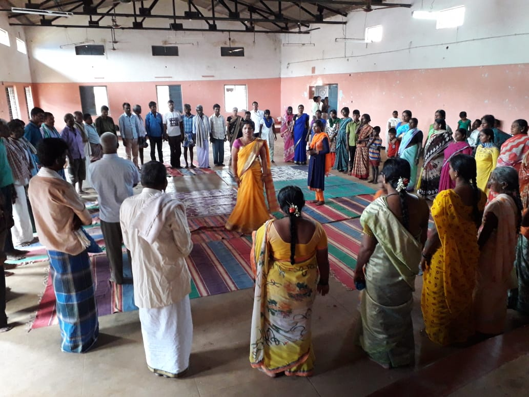 Community Mental Health Awareness by APD India in Rural Karnataka