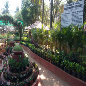Jeevan Bhima Nagara Horticulture Center| APD India