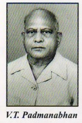 V.T. Padmanabhan, an industrialist, gifted 2 acres of land in Lingarajpuram to APD India.
