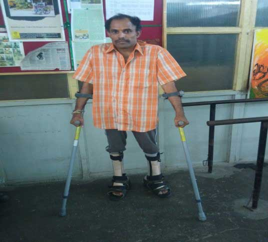 Success Story of Jaya Poojary with Spinal Cord Injury | APD India