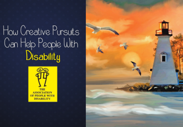 How Creative Pursuits Can Help People With Disability