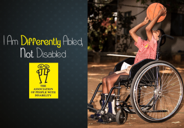 I Am Differently Abled, Not Disabled