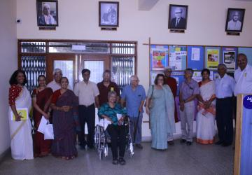 A rare shot of all APD board members, present and past | APD India