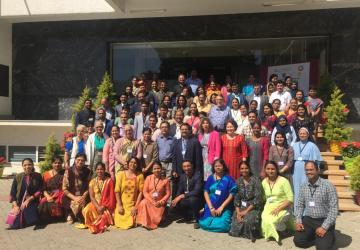 Delegates at GPEC 2020, co-hosted by APD India