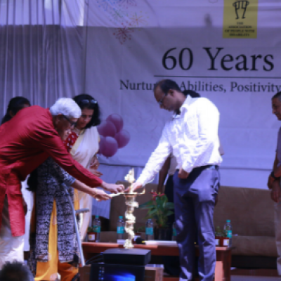APD's 60th Anniversary Celebration in Lingarajapuram