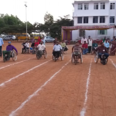 Spinal Cord Injury Rehab Mela 2018-19
